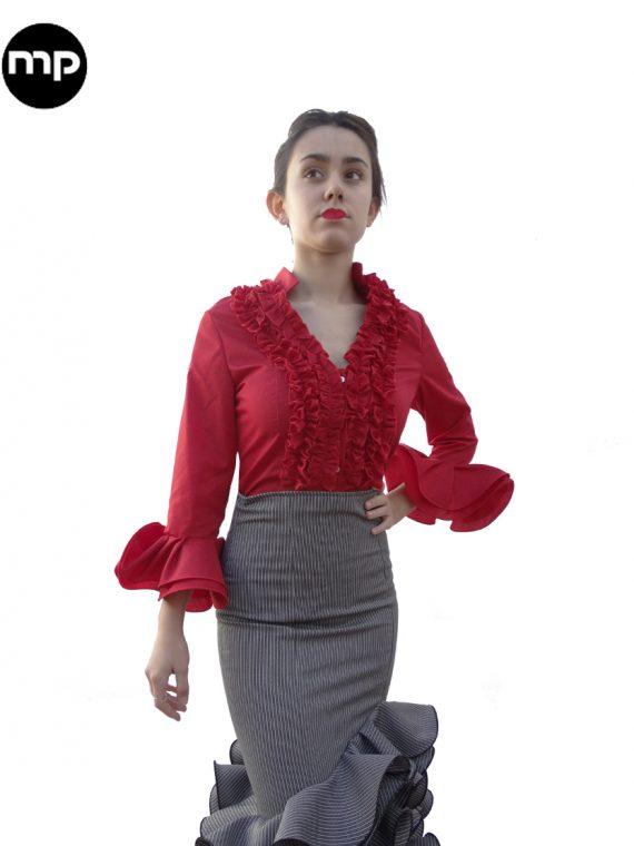 camisa de flamenco