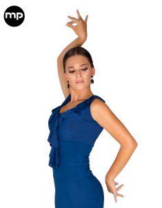 blusa de flamenco